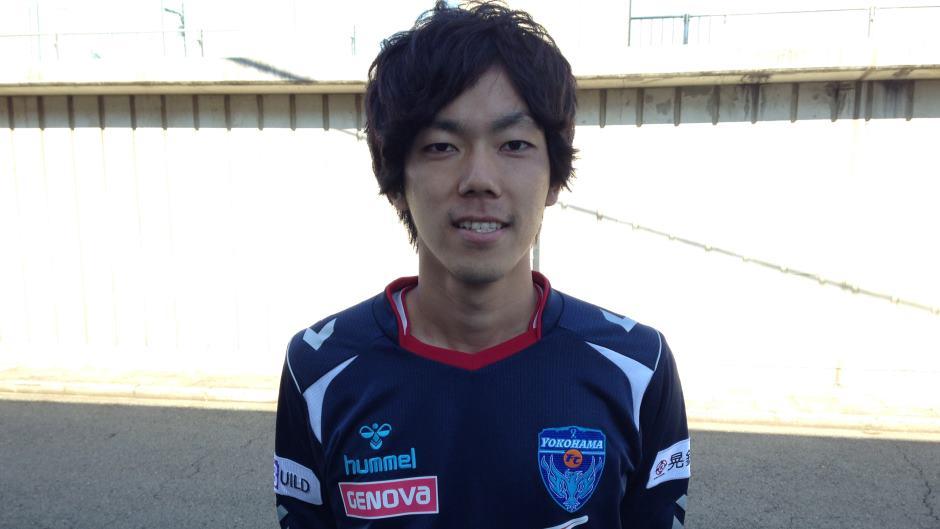 [横浜FC]練習参加中の乾達朗、今季一緒にプレーした戸田和幸の引退発表に... 11日から横浜F