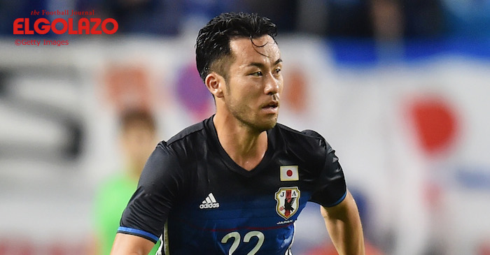 SUITA, JAPAN - JUNE 07:  Maya Yoshida of Japan in aciton during the international friendly match between Japan and Bosnia and Herzegovina at the Suita City Football Stadium on June 7, 2016 in Suita, Osaka, Japan.  (Photo by Atsushi Tomura/Getty Images )